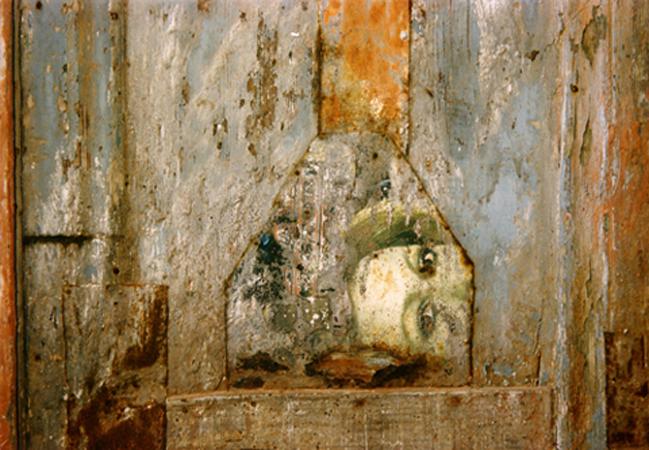 het peterseliemeisje zaaide verderf, Chania (1996)