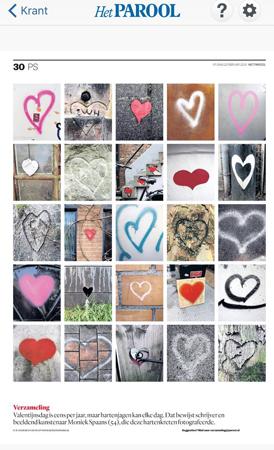 Het Parool Valentijnsdag (2016)